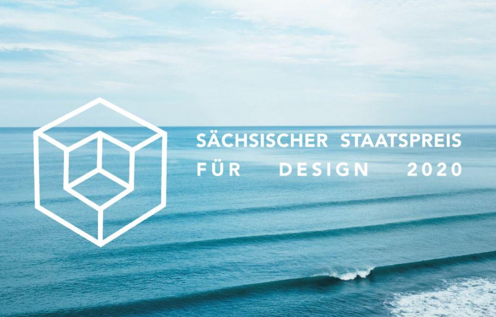 Werbung für den Designpreis